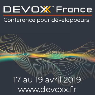 Bannière conférence devox 2019