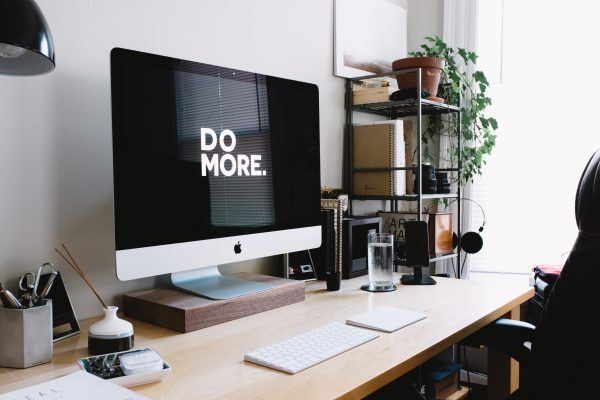do more / be creative