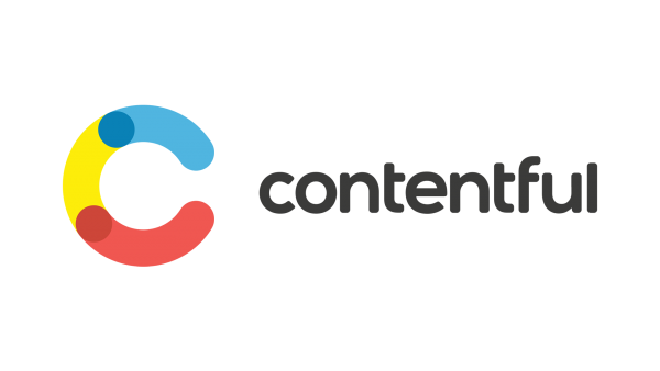 logo de contentful, CMS headless