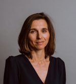 Portrait Orianne Trouillet, Head of Design, ekino Paris
